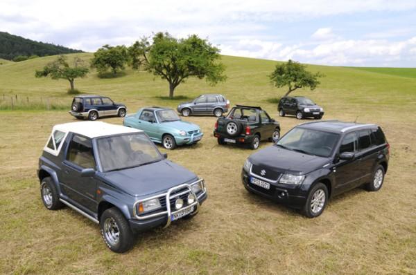 Suzuki (Grand) Vitara
