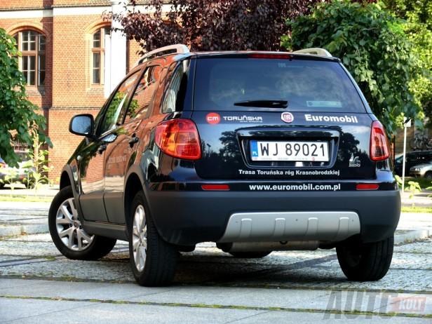 Fiat Sedici 4x4 Emotion