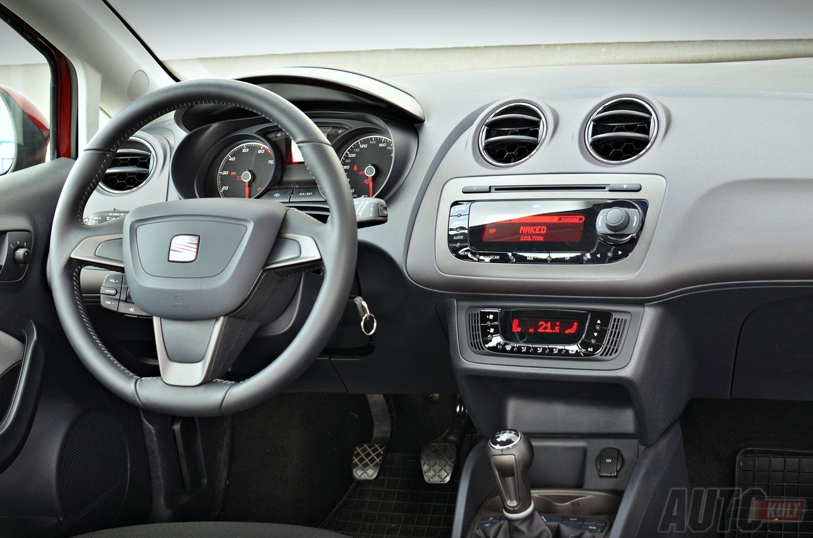 Oryginał Seat Ibiza 1,2 TSI Style – kosmetycznie dopieszczony [wideotest] | PGD GQ36