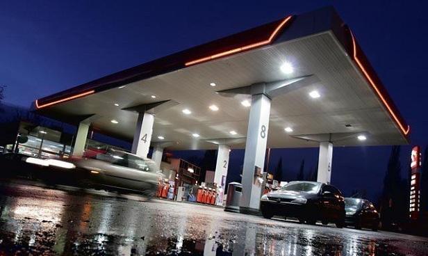 Stacja benzynowa (fot. Łukasz Giza, Agencja Gazeta)
