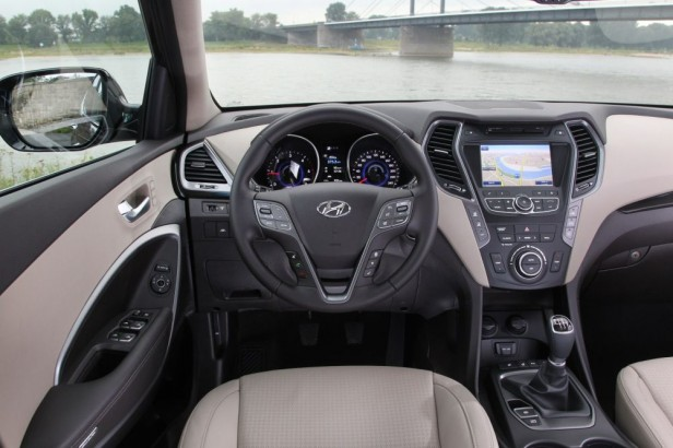 Hyundai Santa Fe - wersja Executive