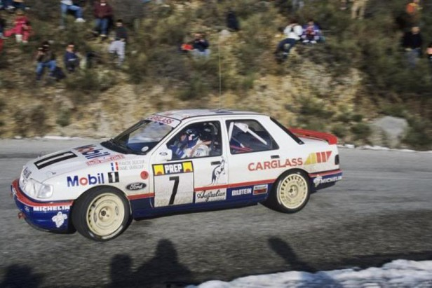 Ford Sierra 4x4 RS Cosworth