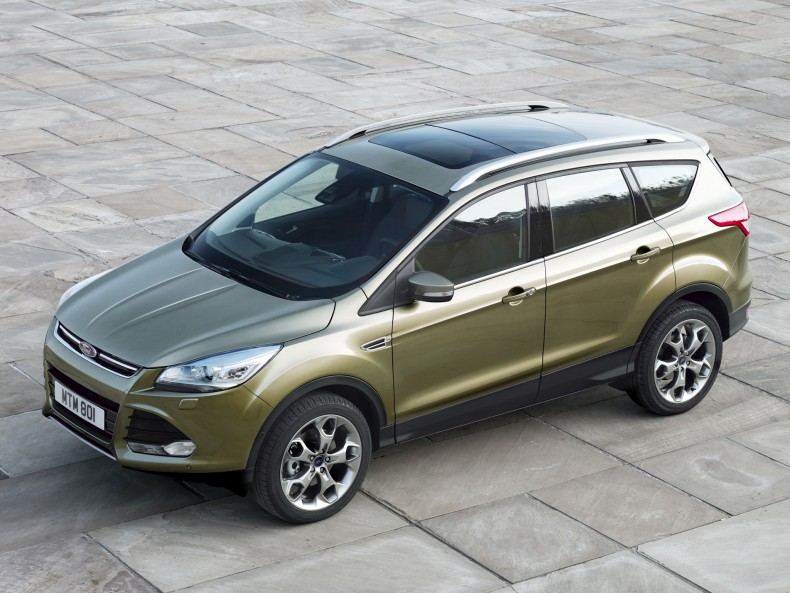 2013-2016 Ford Kuga II