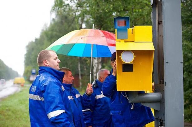 fotoradar (fot. Główny Inspektorat Transportu Drogowego)