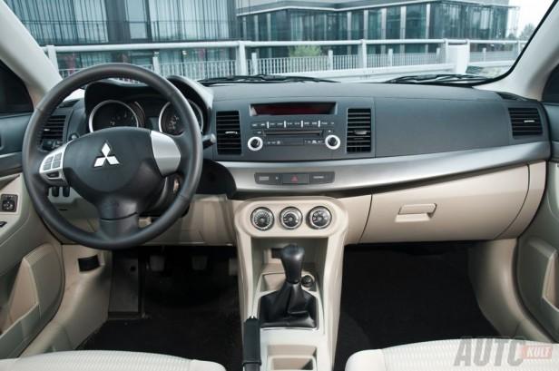 Mitsubishi Lancer 1.6 MIVEC Invite