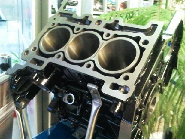 Blok silnika Ford EcoBoost 1.0