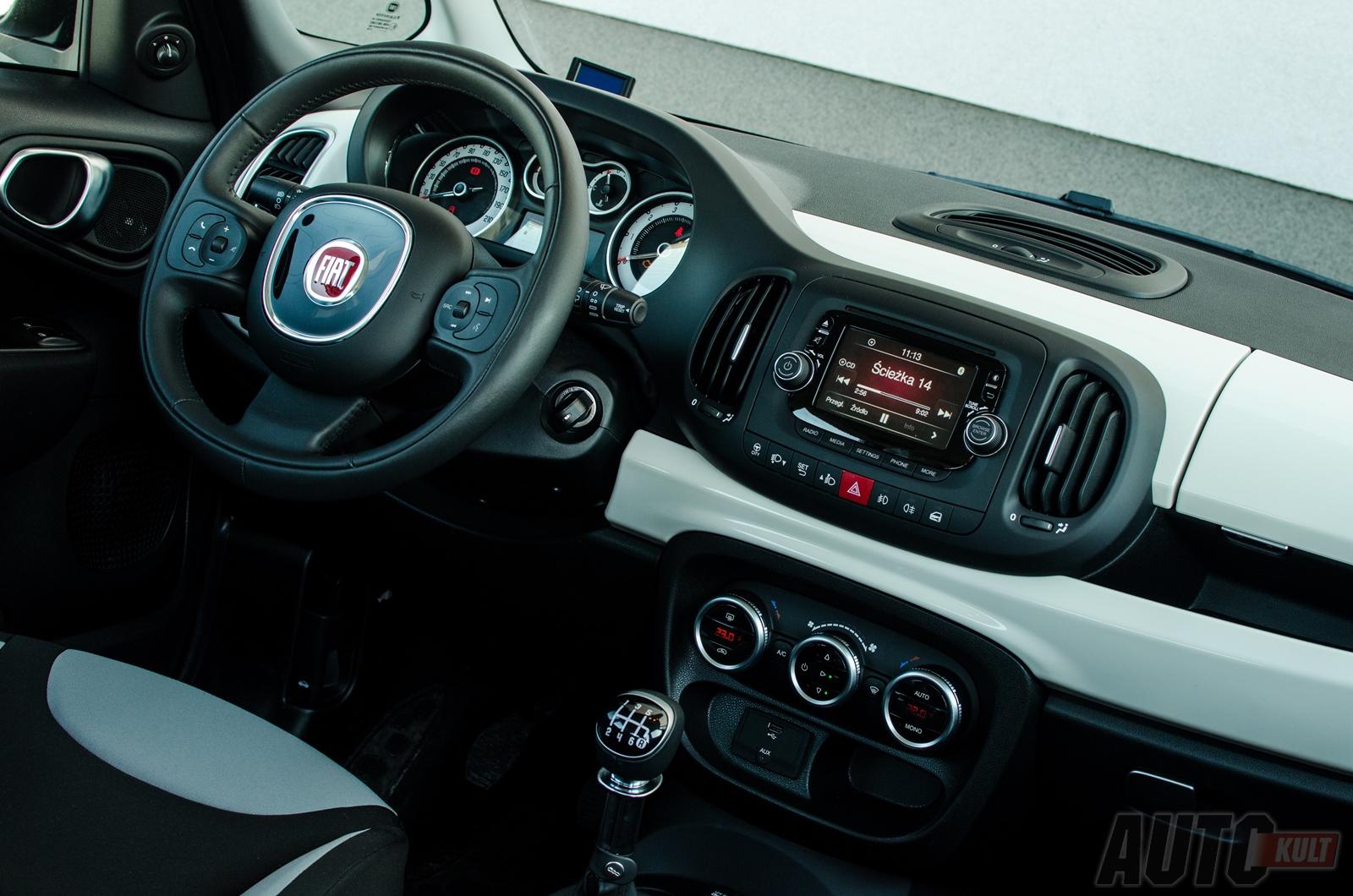 Ogromny Fiat 500L 1,4 Pop Star – duży, ładny… najlepszy [test] | PGD HB65