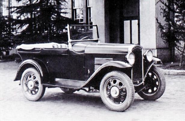 Datson Type10 (fot. en.nissan-club.eu)