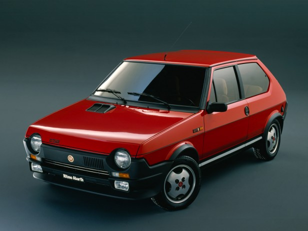 Fiat Ritmo 125TC Abarth
