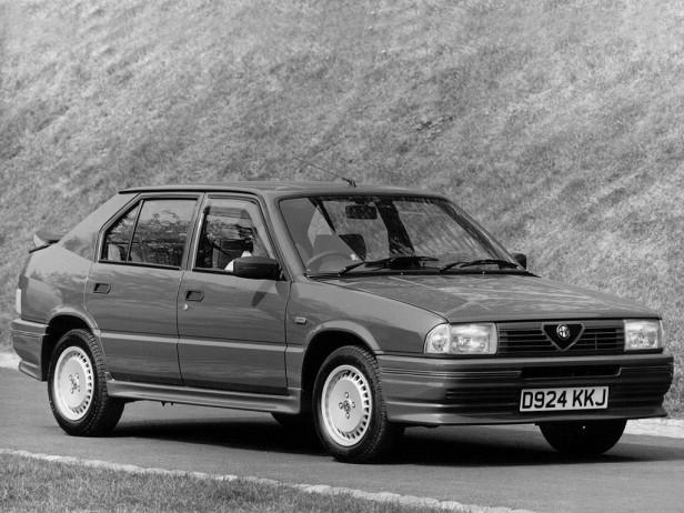 W 1984 r. Fiat przejał Alfę Romeo - na zdjęciu model 33