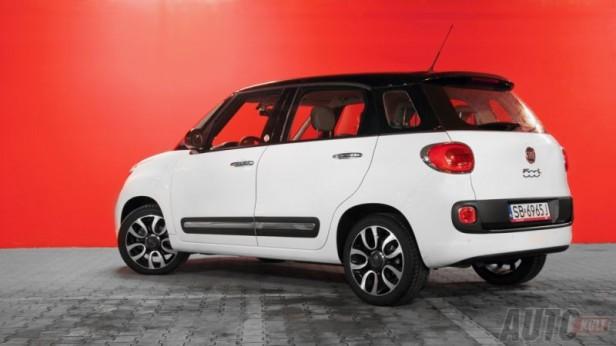 Fiat 500L Open Edition Pop 1,4 16V