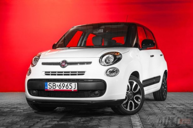 Fiat 500L Open Edition Pop 1,4 16V