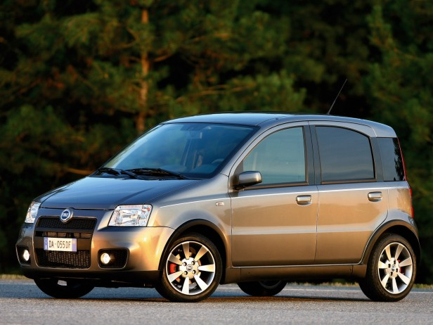 Fiat Panda II 100 HP