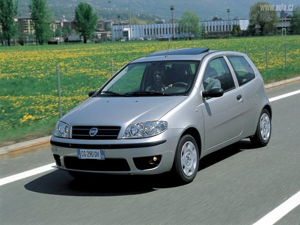 Fiat Punto po liftingu