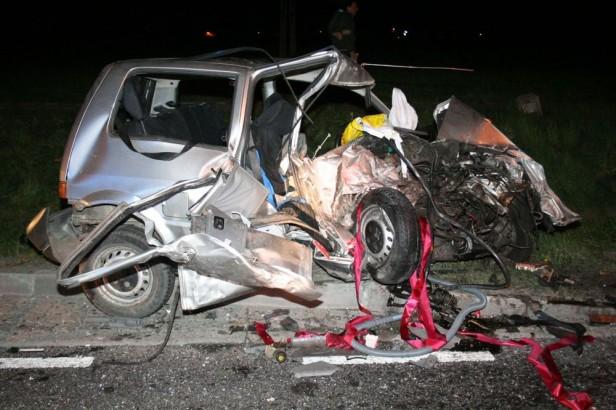 Wypadek (fot. policja.gov.pl)