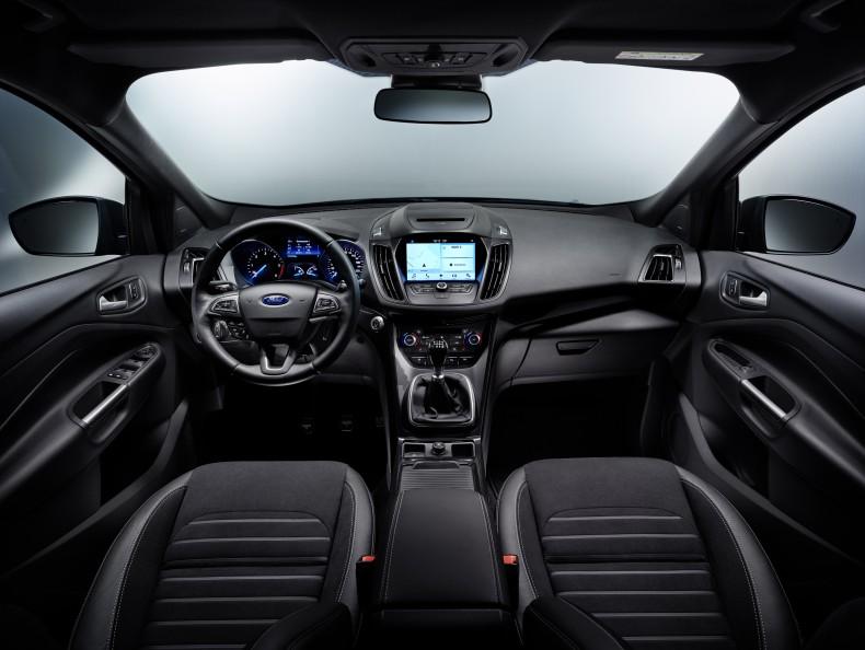 2016 Ford Kuga II