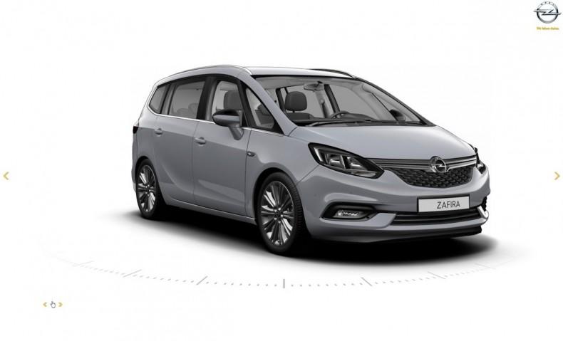 Opel Zafira Tourer (2017)