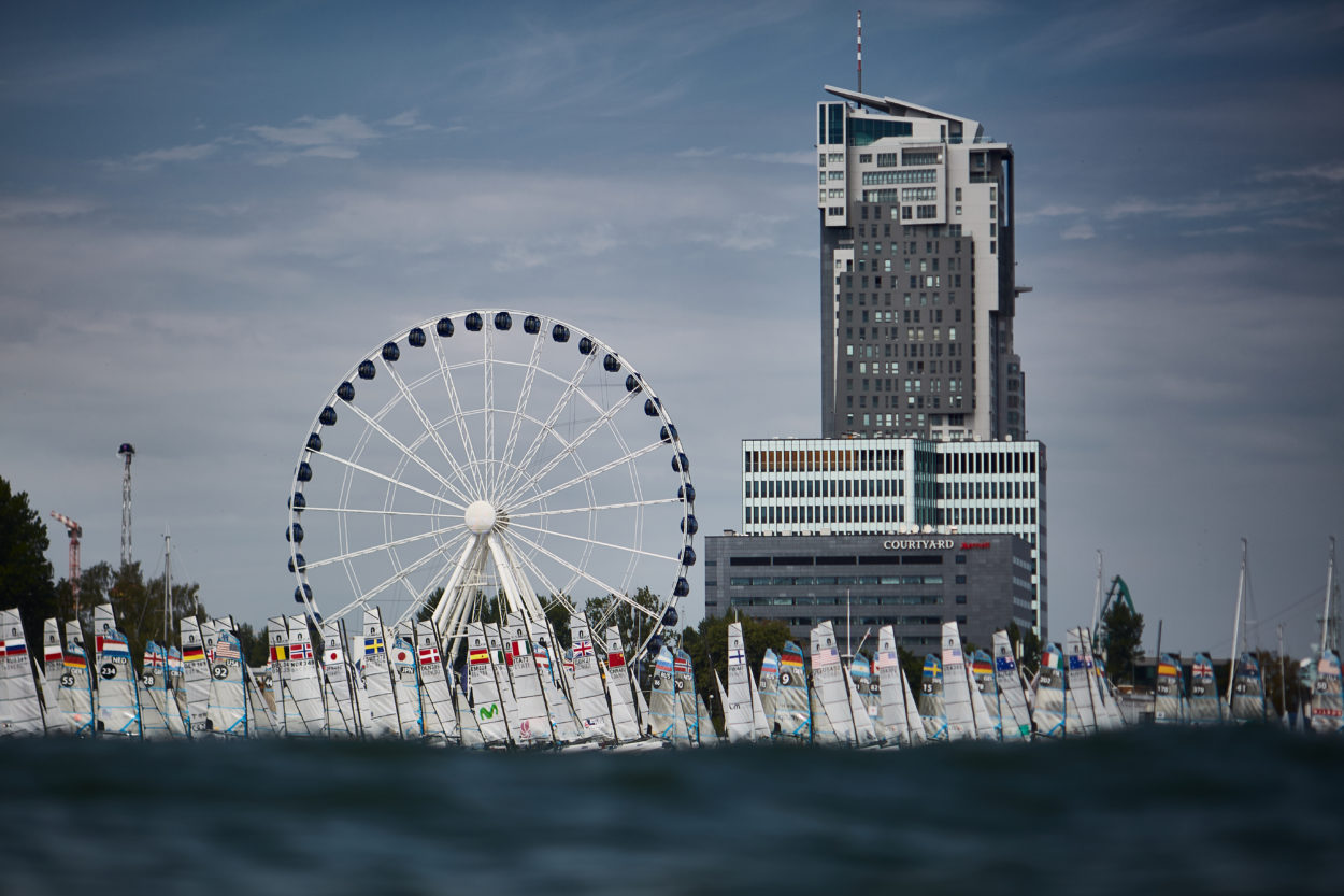 Volvo Gdynia Sailing Days 2018 || 2018-07-10, Gdynia, Polska || © Copyright 2018 || Robert Hajduk - ShutterSail.com || All Rights Reserved ||