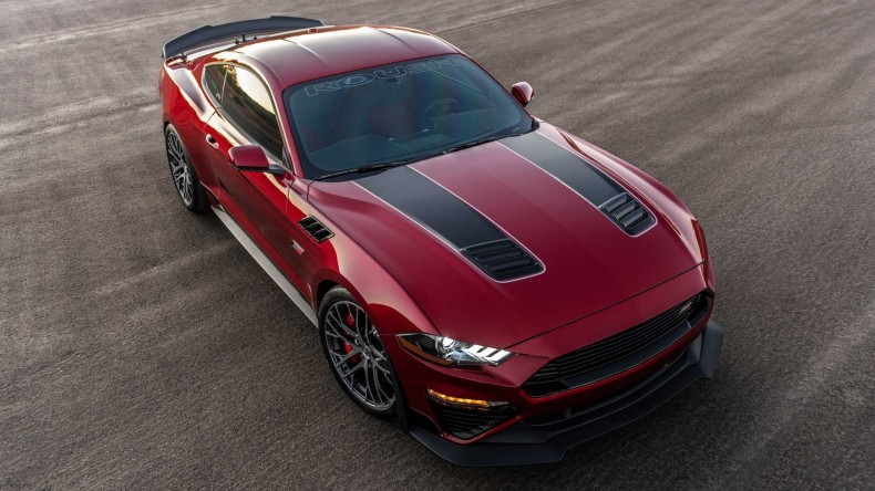Ford Jack Roush Edition Mustang