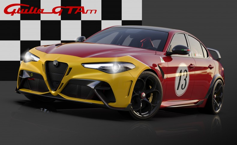 22_Alfa Romeo Giulia GTA dedicated Livery
