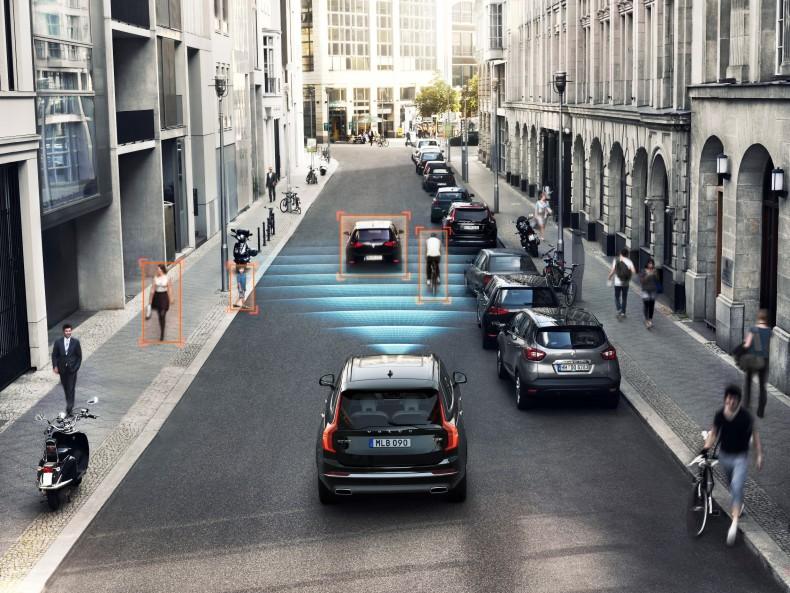 W temacie bezpieczeństwa biernego Volvo zrobiło już praktycznie wszystko. Teraz skupia się nad bezpieczeństwem czynnym.