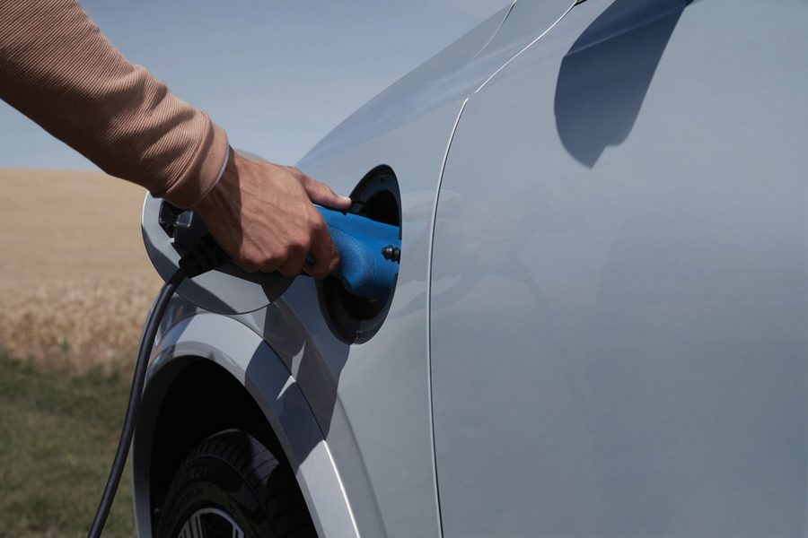 Volvo Cars XC90 Recharged