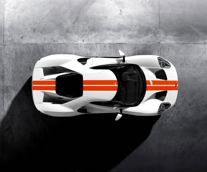 Nowy Ford GT