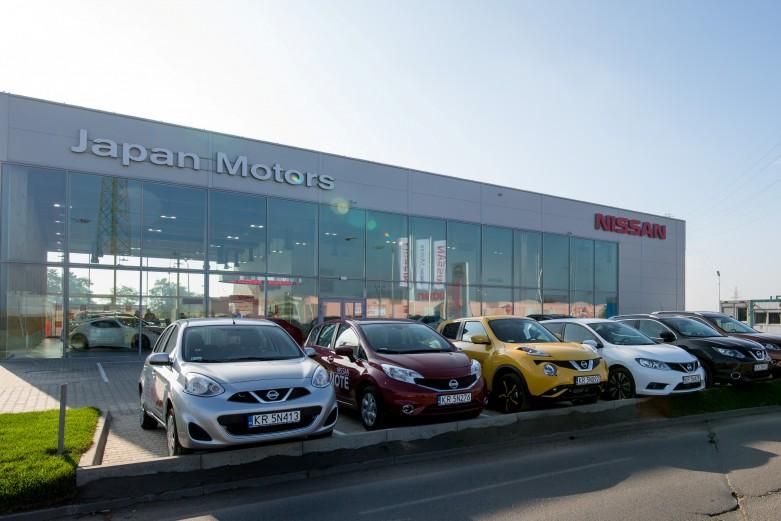 Nissan Japan Motors Poznań