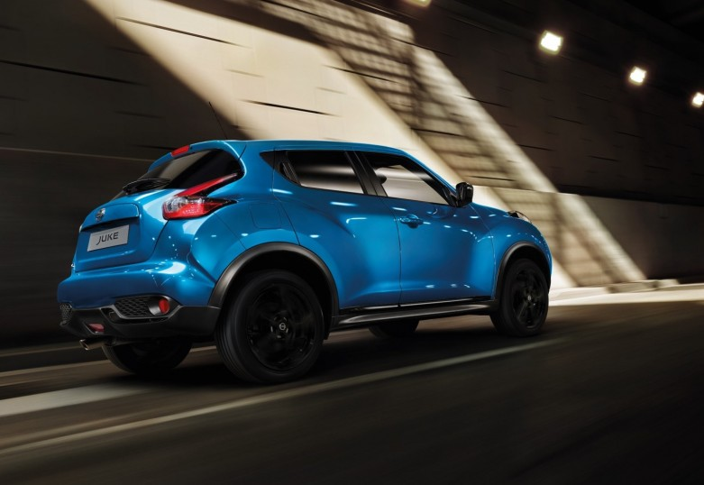 Zmodernizowany miejski crossover Nissan Juke już dostępny w Polsce