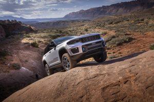 Jeep Grand Cherokee Trailhawk 4xe