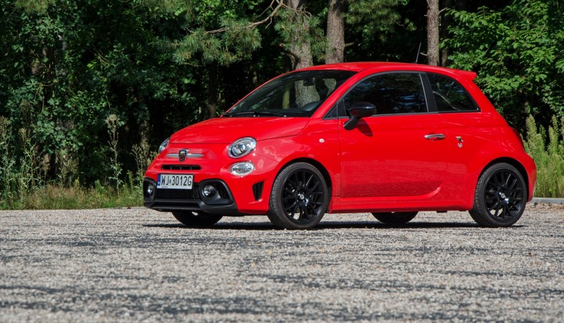 Abarth 595 Pista - test (15)