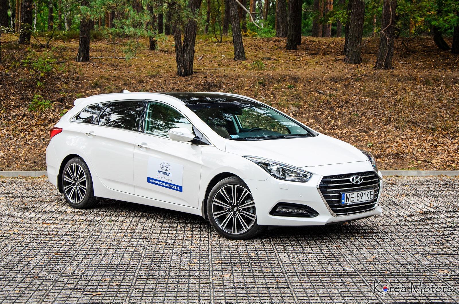187 Hyundai I40 Wagon 1 7 Crdi 7 Dct Premium Wciąż