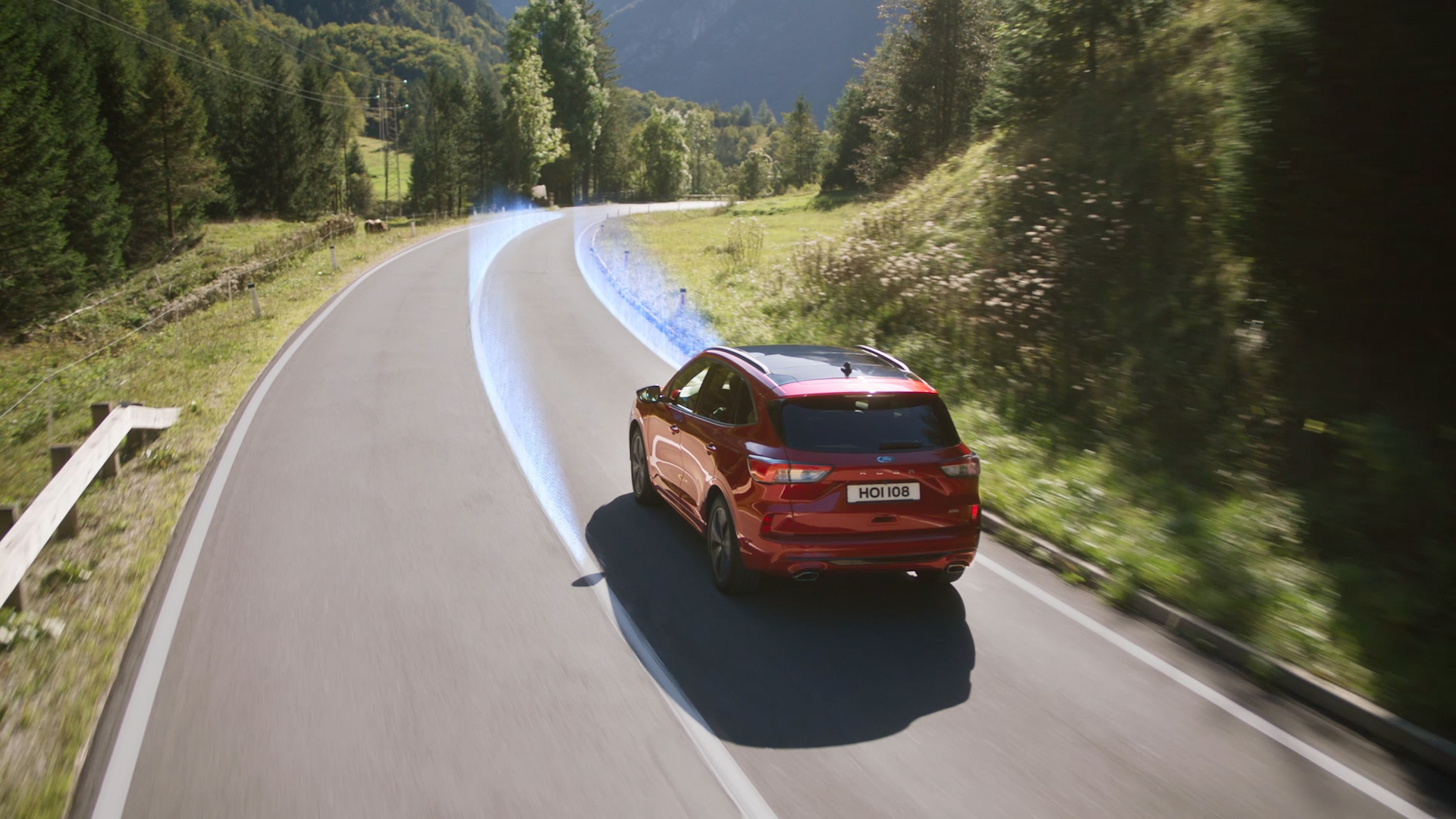 Nowy Ford Kuga gromi konkurencję…