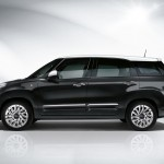 Nowy Fiat 500L (2017) - lifting