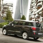 Nowy Fiat 500L (2017) - lifting