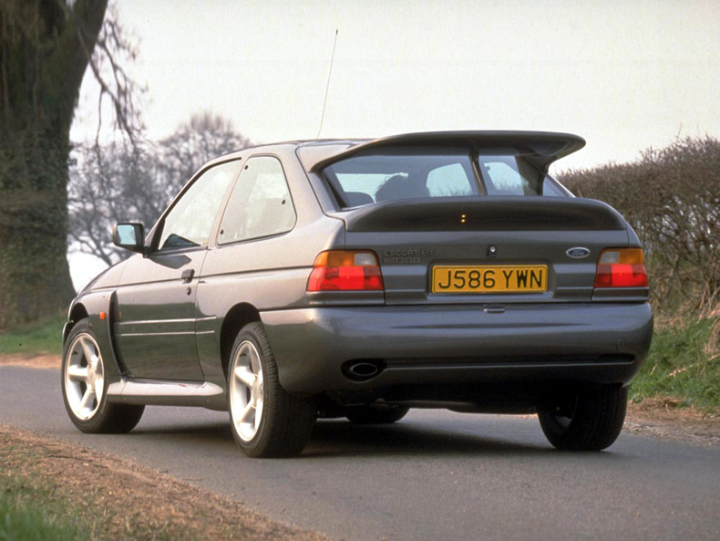 Ford Escort RS Cosworth (11)