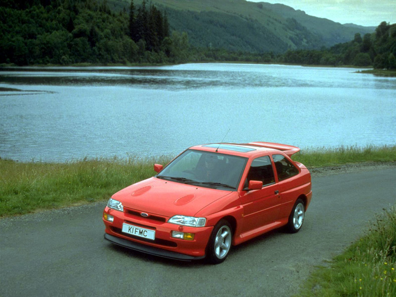 Ford Escort RS Cosworth (12)