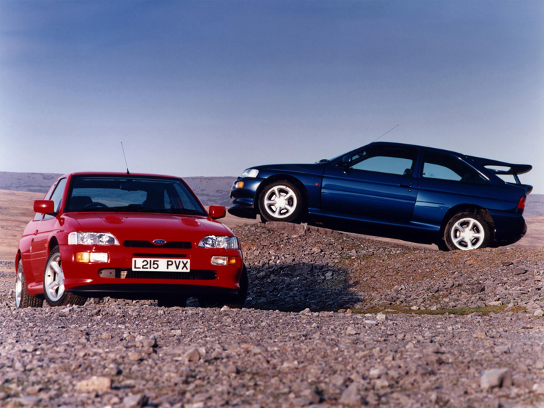 Ford Escort RS Cosworth (13)