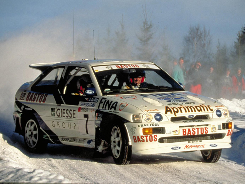 Ford Escort RS Cosworth (4)