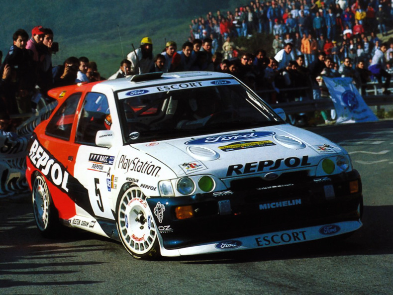 Ford Escort RS Cosworth (6)