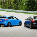 Ford Focus RS & ST - test (2)