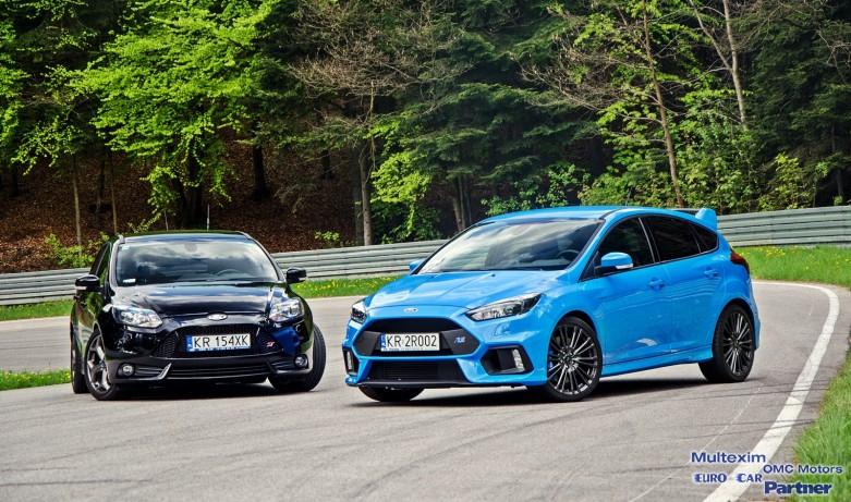 Ford Focus RS & ST - test (28)