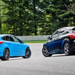 Ford Focus RS & ST - test (3)
