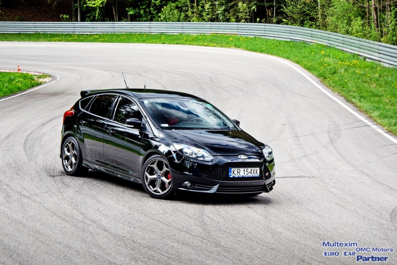 Ford Focus RS & ST - test (8)