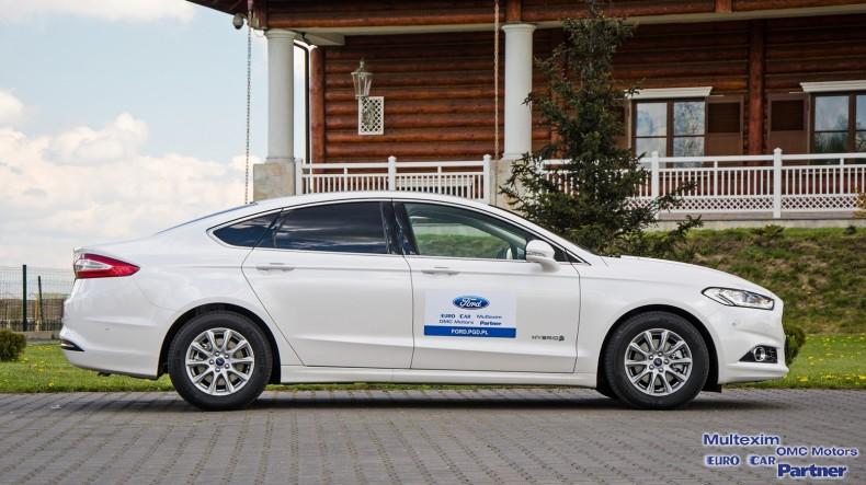 Ford Mondeo Hybrid - test (1)