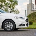 Ford Mondeo Hybrid - test (2)