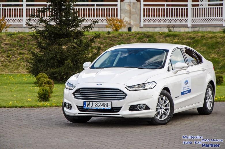 Ford Mondeo Hybrid - test (5)