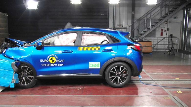 Ford-Puma-Euro-NCAP-crash-tests-2019