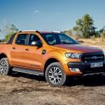 Ford Ranger 3.2 TDCI Wildtrak - test PGD (1)