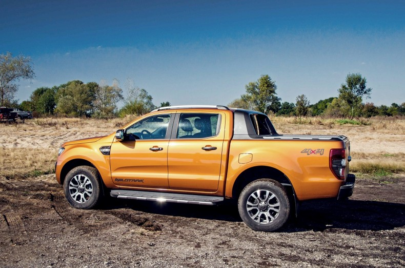 Ford Ranger 3.2 TDCI Wildtrak - test PGD (3)